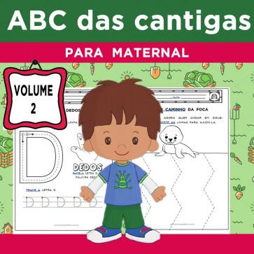 ABC das Cantigas - Volume 2