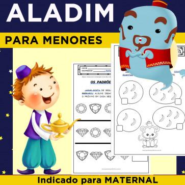 Aladim - para menores