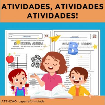 Atividades, atividades, atividades!!!