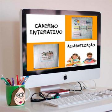 Caderno Interativo de Alfabetização