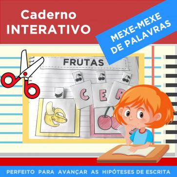 Caderno Interativo MEXE-MEXE