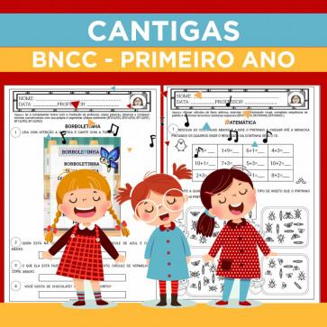Cantigas - Primeiro Ano - BNCC