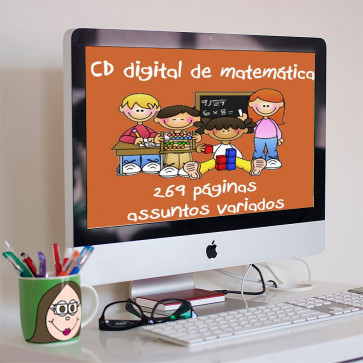CD digital de Matemática