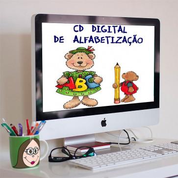 Cd digital de alfabetização