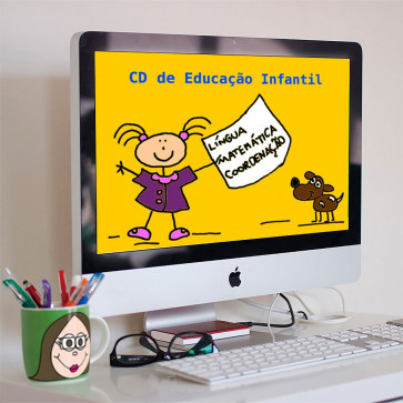 CD digital de Educação Infantil