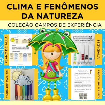 Clima e Fenômenos da Natureza