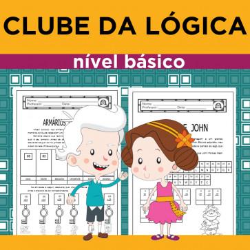 Clube da Lógica - Nível Básico