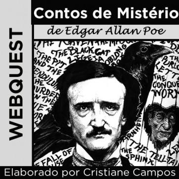 Webquest - contos de mistério de EDGAR ALLAN POE
