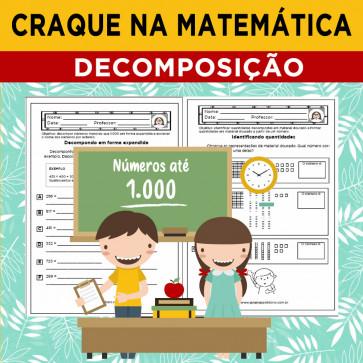 Craque na Matemática - Decomposição