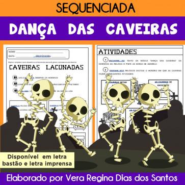 Sequenciada DANÇA DAS CAVEIRAS