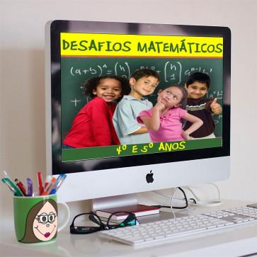 Desafios Matemáticos - Quarto e Quinto Anos