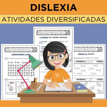 Dislexia - atividades diversificadas