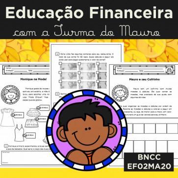 Educação Financeira com a Turma do Mauro
