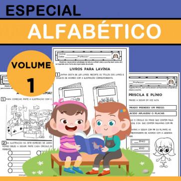 Especial ALFABÉTICO - Volume 1