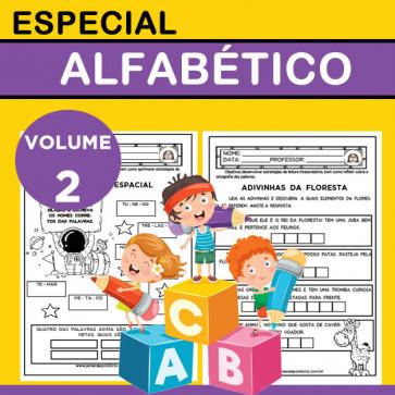 Especial Alfabético - Volume 2