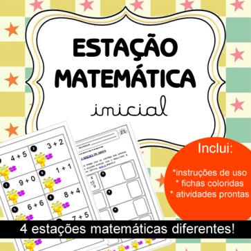 Estação Matemática Inicial