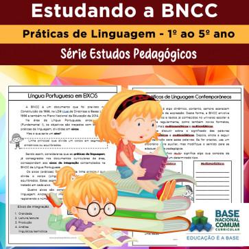 Estudando a BNCC - Práticas de Linguagem