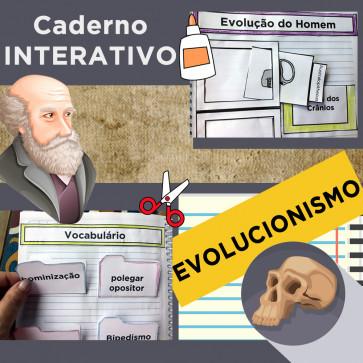 Caderno Interativo - Evolucionismo