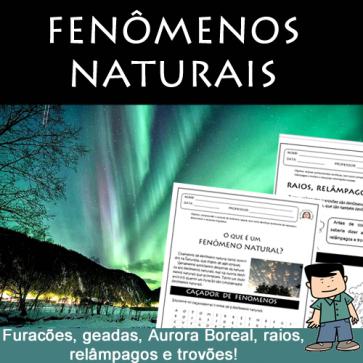 Fenômenos Naturais