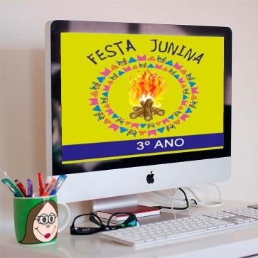 Festa Junina - Terceiro Ano