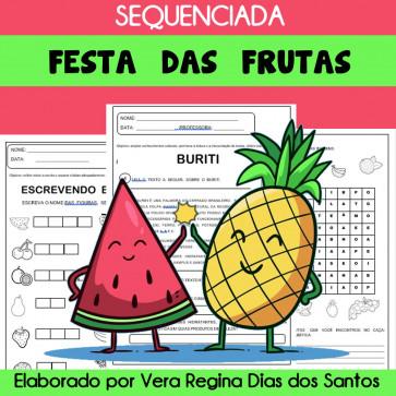Sequenciada FESTA DAS FRUTAS