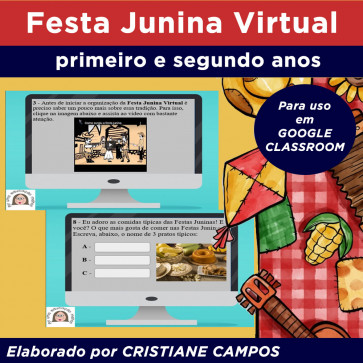 Festa Junina Virtual