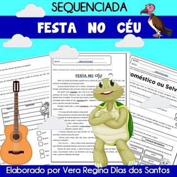 Sequenciada FESTA NO CÉU