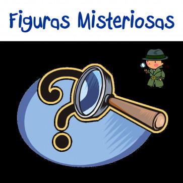 Figuras Misteriosas - Pacote 1