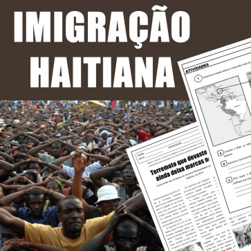Imigração Haitiana