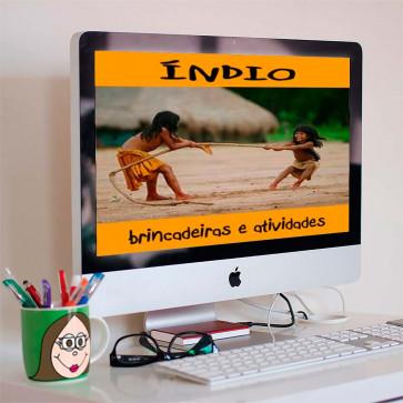 Índio - brincadeiras e atividades