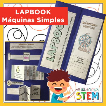 LAPBOOK máquinas simples