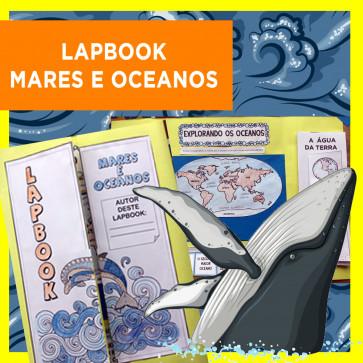 Lapbook MARES E OCEANOS