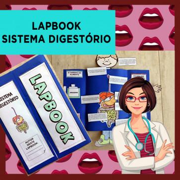 Lapbook SISTEMA DIGESTÓRIO