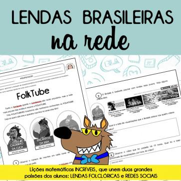 Lendas Brasileiras na REDE