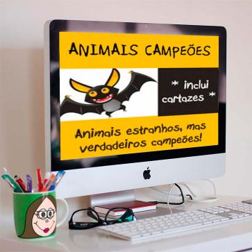 Animais campeões - com cartazes