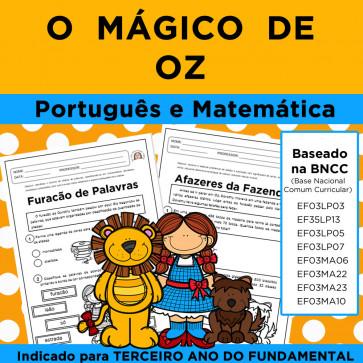 Mágico de Oz - Português e Matemática