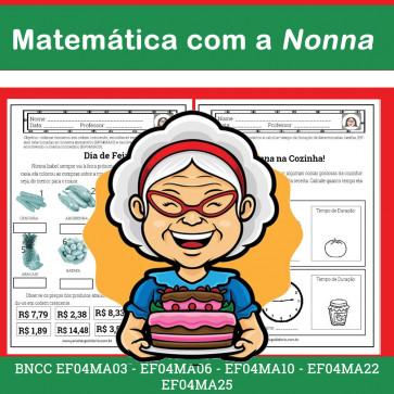 Matemática com a Nonna