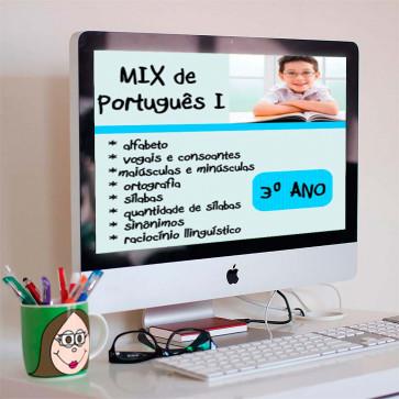 Mix de Português 1 - Terceiro Ano