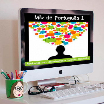Mix de Português - Atividades para desenvolvimento de raciocínio linguístico
