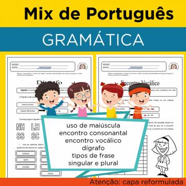 Mix de Português - Gramática 1