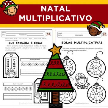 Natal MULTIPLICATIVO