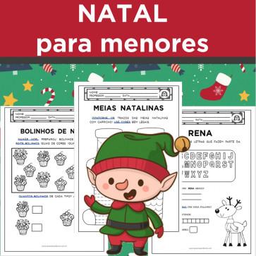 Natal para menores