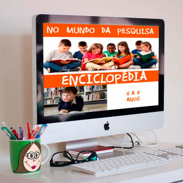 No mundo da pesquisa - Enciclopédia - 6 a 8 anos