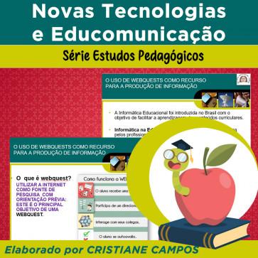 Novas Tecnologias e Educomunicação