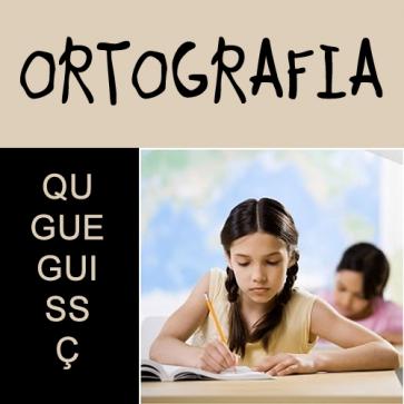 Ortografia - QU / GU / SS / Ç