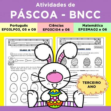 Páscoa BNCC - Terceiro Ano