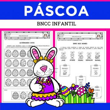 PÁSCOA - BNCC Infantil