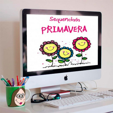 Primavera - Sequenciada