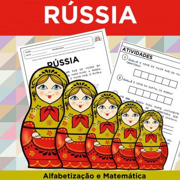 Rússia - Alfabetização e Matemática