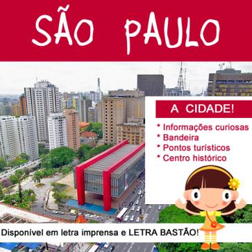São Paulo - a cidade